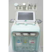 Аппарат гидропилинга rl d07, косметологический комбайн