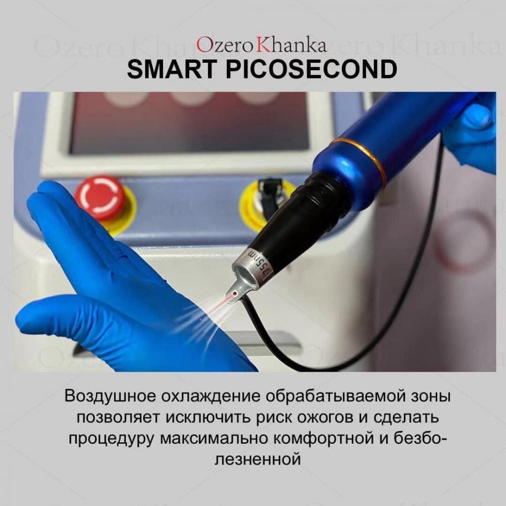 Диодный лазер для удаления тату Ok-77 от Ozero khanka