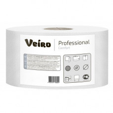 Туалетная бумага Veiro Professional Comfort 2 слоя 1600 листов 200 м 12 шт