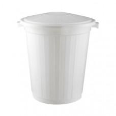Бак для медицинских отходов КМ-проект класс Б 50 л белый