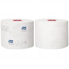 Туалетная бумага Tork мягкая 127530 2 слоя 9,9 см 100 м 27 шт