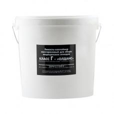 Емкость-контейнер для медицинских отходов Олданс класс Г 3 л черный одноразовый