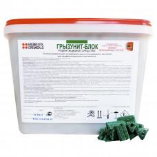 Грызунит-блок восковые брикеты 4 кг