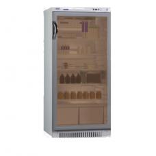 Холодильник с тонированным стеклом и замком Pozis ХФ-250-3 250 л
