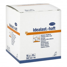 Бинт Idealast-Haft 93% хлопок 5% полиамид 2% полиуретан 10 см 10 м