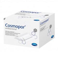 Повязка Cosmopor Antibacterial самоклеющаяся серебросодержащая 6х10 см 25 шт