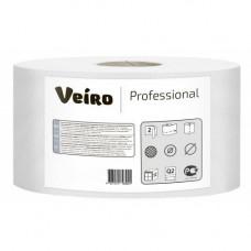 Туалетная бумага Veiro Professional Premium 2 слоя 1360 листов 170 м 12 шт