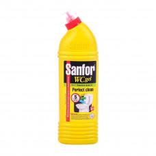 Sanfor Лимон чистящее средство для унитаза и раковин 0,75 л