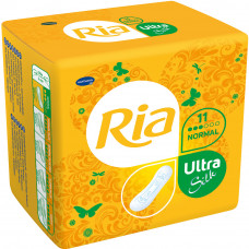 Прокладки гигиенические RIA Ultra Normal 11 шт