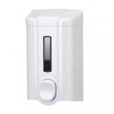 Диспенсер для жидкого мыла Vialli S4 75460 1 л ABS-пластик белый