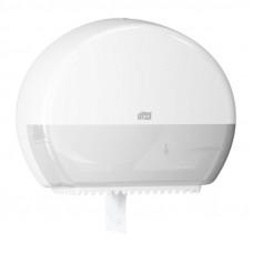 Диспенсер для туалетной бумаги в мини-рулонах Tork 555000 белый