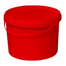 Бак для медицинских отходов КМ-Проект класс В 10 л красный