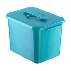 Емкость-контейнер КМ-Проект Safe Dez БМ-01 бирюзовый 1,3 л