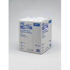 Материал нетканый Tork Premium 90537 для интенсивной очистки поверхностей 1 слой 32х38 см 300 листов