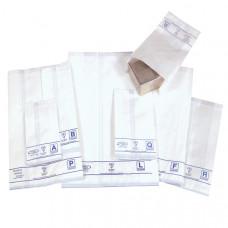 Пакеты бумажные со складкой Westfield 140х75х250 мм 1000 шт
