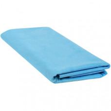 Простыня нестерильная 17 г/м 80х200 см голубая 10 шт