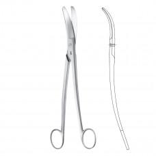 Ножницы гинекологические BC760R по Siebold s-образные длина 245 мм