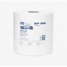 Материал протирочный Tork Advanced Wiper 430 Performance 130062 2 слоя 24 см 170 м 500 листов 2 шт