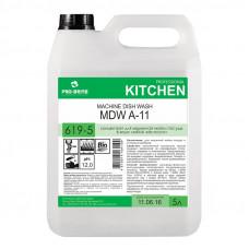 Pro-Brite MDW A-11 (5л) концентрат для машинной мойки посуды и тары в воде любой жёсткости