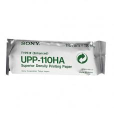 Бумага для УЗИ Sony UPP-110НА рулон 110 мм 18 м