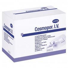 Повязка Cosmopor IV для фиксации катетеров 6х8 см 50 шт