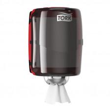 Диспенсер для полотенец Tork Performance 659008 красный