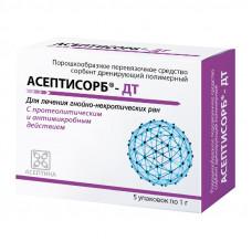 Сорбент Асептика Асептисорб-ДТ 1 г 5 шт