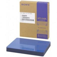 Рентгенпленка голубая Sony UPT-510 BL 8х10 дюймов 20х25 см 125 листов