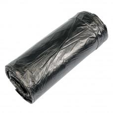 Мешки для мусора 20 л черные 50 шт