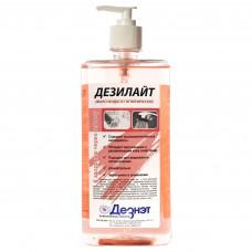 Дезилайт гигиеническое жидкое мыло - дозатор 1 л