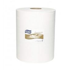 Материал нетканый Tork Premium 570137 универсальный 1 слой 32х38 см 160 листов