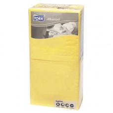 Салфетки Tork Advanced 18773-66 2 слоя 24х24 см 200 листов желтые 6 шт