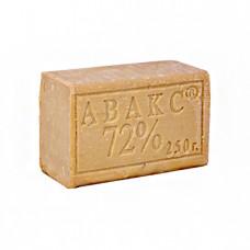 Мыло хозяйственное АВАКС 72% 250 г 48 шт