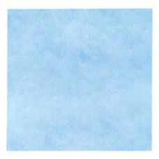 Бумага влаговпитывающая для лотков DGM 450х450 мм 350 шт голубая