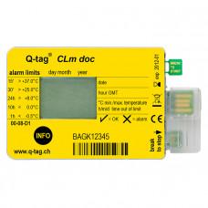 Кью-тэг Цлм Док CLM-DOC термоиндикатор одноразовый
