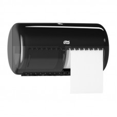 Диспенсер для туалетной бумаги в стандартных рулонах Tork 557008 черный