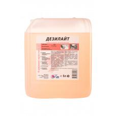 Дезилайт гигиеническое жидкое мыло 5 л