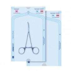 Пакет для паровой и газовой стерилизации термосвариваемый Клинипак 100х270 мм 1000 шт
