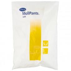 Штанишки MoliPants Soft удлиненные эластичные  для фиксации прокладок S 5 шт 9477954