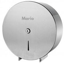 Диспенсер для туалетной бумаги Mario 9907 металл матовый