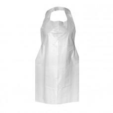 Фартук 90х120/125 см ПВХ белый 10 шт