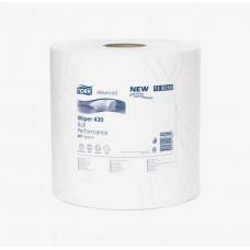 Материал протирочный Tork Advanced Wiper 430 W1 Performance 130060 2 слоя 37 см 340 м 1000 листов
