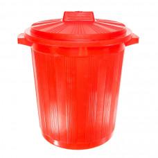 Бак для медицинских отходов Инновация класс В 12 л красный