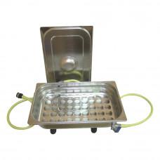 Емкость для дезинфекции яиц на 45 шт