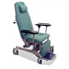 Кресло медицинское для взятия крови и перемещения пациента Lojer 6801