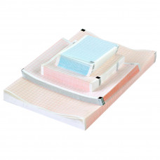 Бумага для ЭКГ пачка 110х140 мм 145 листов FU110140R145