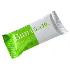 Бинт стерильный 10 см 5 м 36 г/м 550 шт