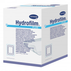 Повязка Hydrofilm plus с подушечкой пленка 10x20 cм 5 шт