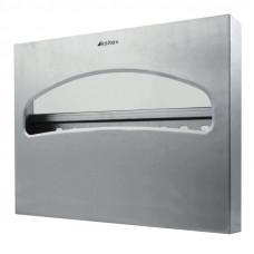 Диспенсер для бумажных покрытий на унитаз Ksitex TС-506-1/2, нерж.сталь матовый