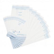 Пакет бумажный термосвариваемый Винар СтериТ 110х30х190 мм 100 шт